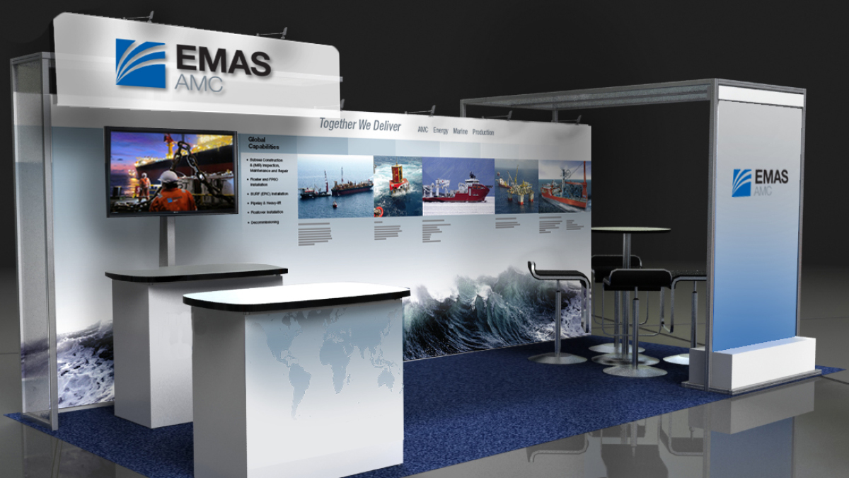 EMAS AMC - Deep Offshore Technology Conf