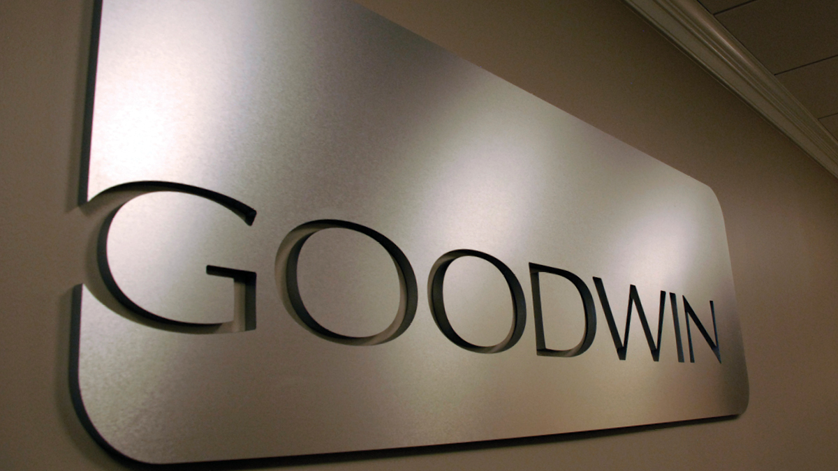 Goodwin - Office Signage