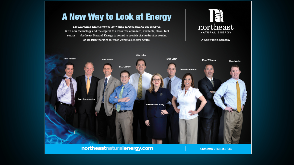 Northeast Natural Energy - Advertising